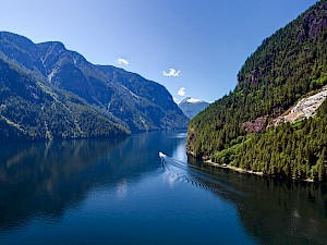 Help Us Protect Princess Louisa Inlet