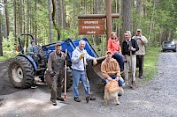 Donors Making a Difference: Gabriola Lions Club and the Drumbeg Park Access Road