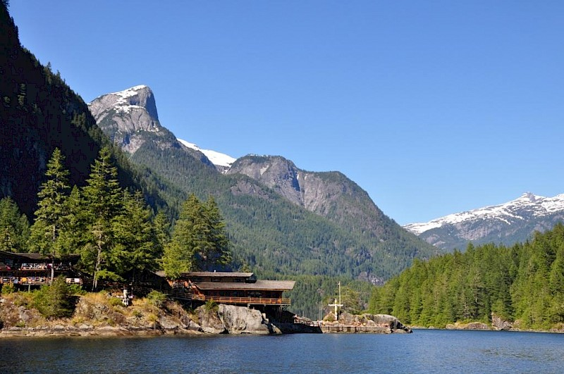 Protect Princess Louisa Inlet